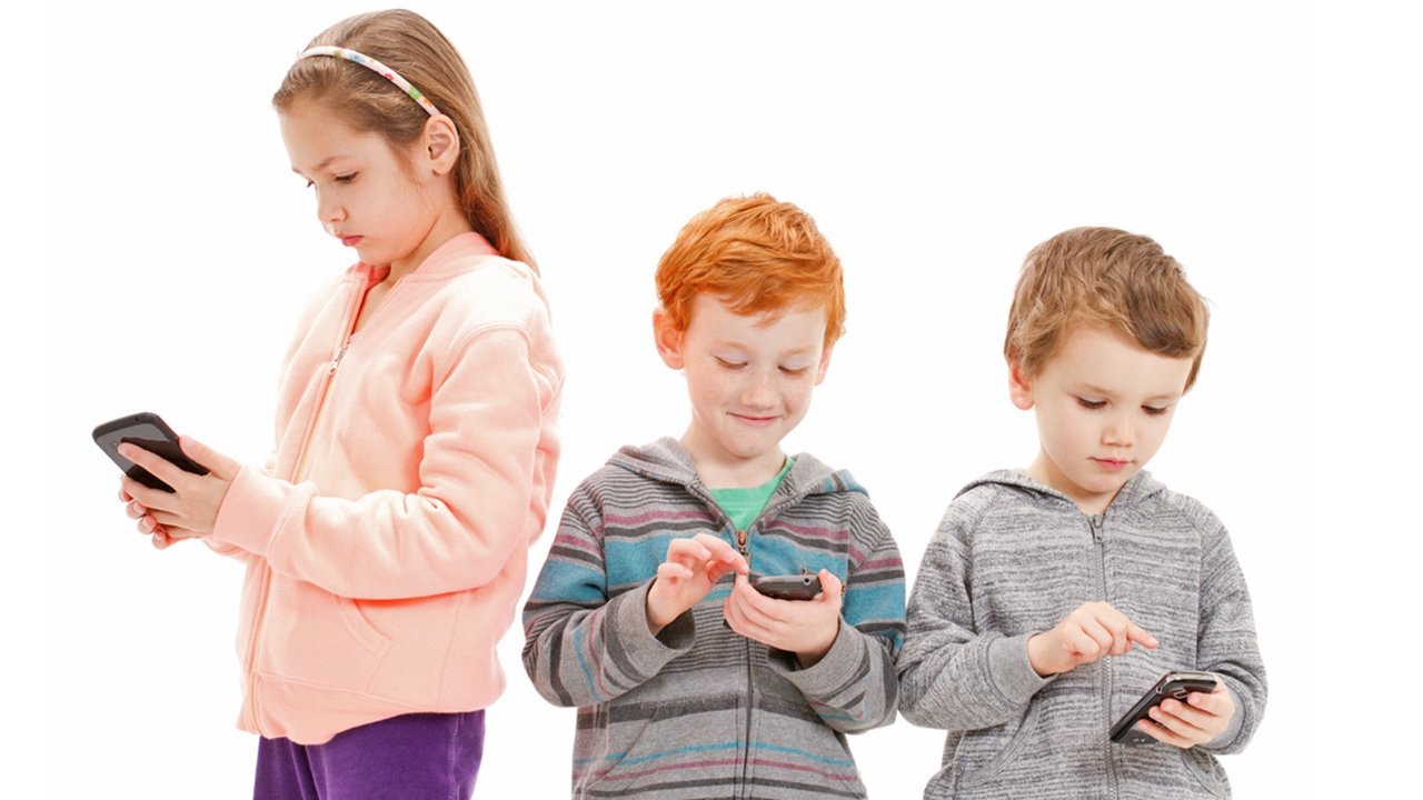cell phones children