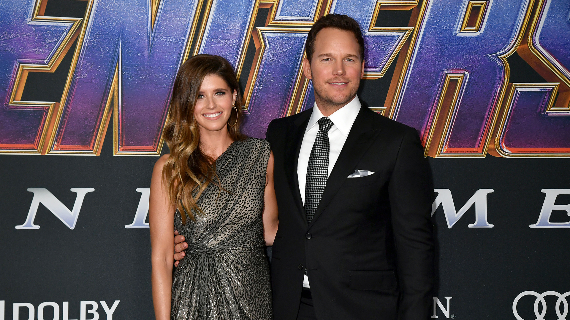 Chris Pratt, Katherine Schwarzenegger welcome first child together: 'We couldn't be happier'