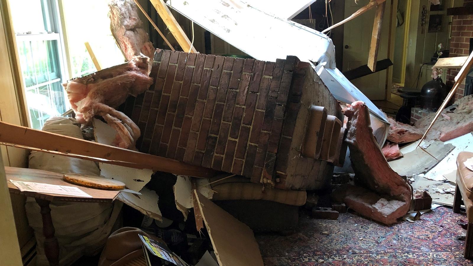 earthquake. in nc - photo #15