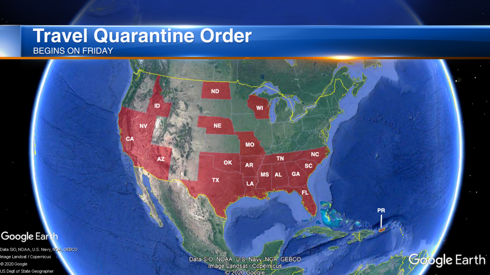 Chicago quarantine: 3 states removed from COVID-19 emergency travel order, Wisconsin could be next