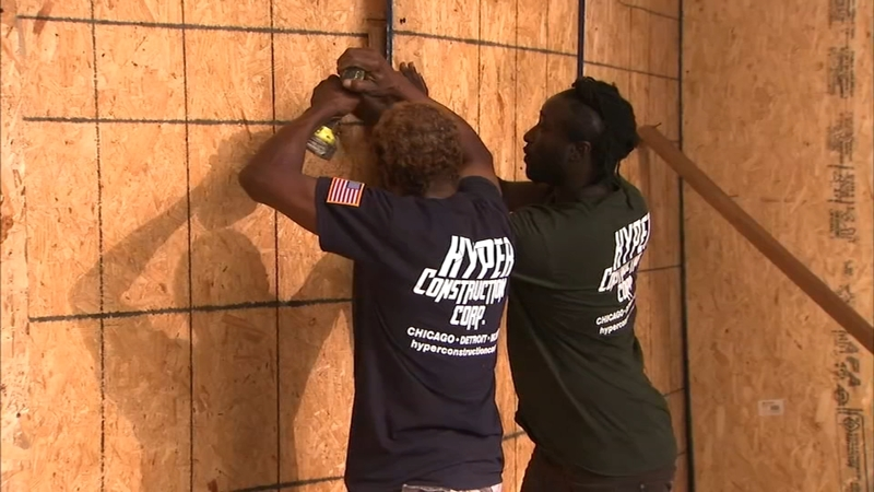 Chicago Looting Police Establish Looting Task Force As Focus Turns To Cleanup After Violence Property Damage Devastates Michigan Avenue Loop Gold Coast Abc7 New York