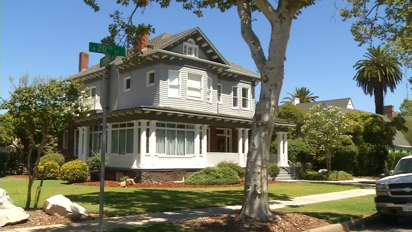 Merced Mansion House Up For Sale Abc30 Fresno