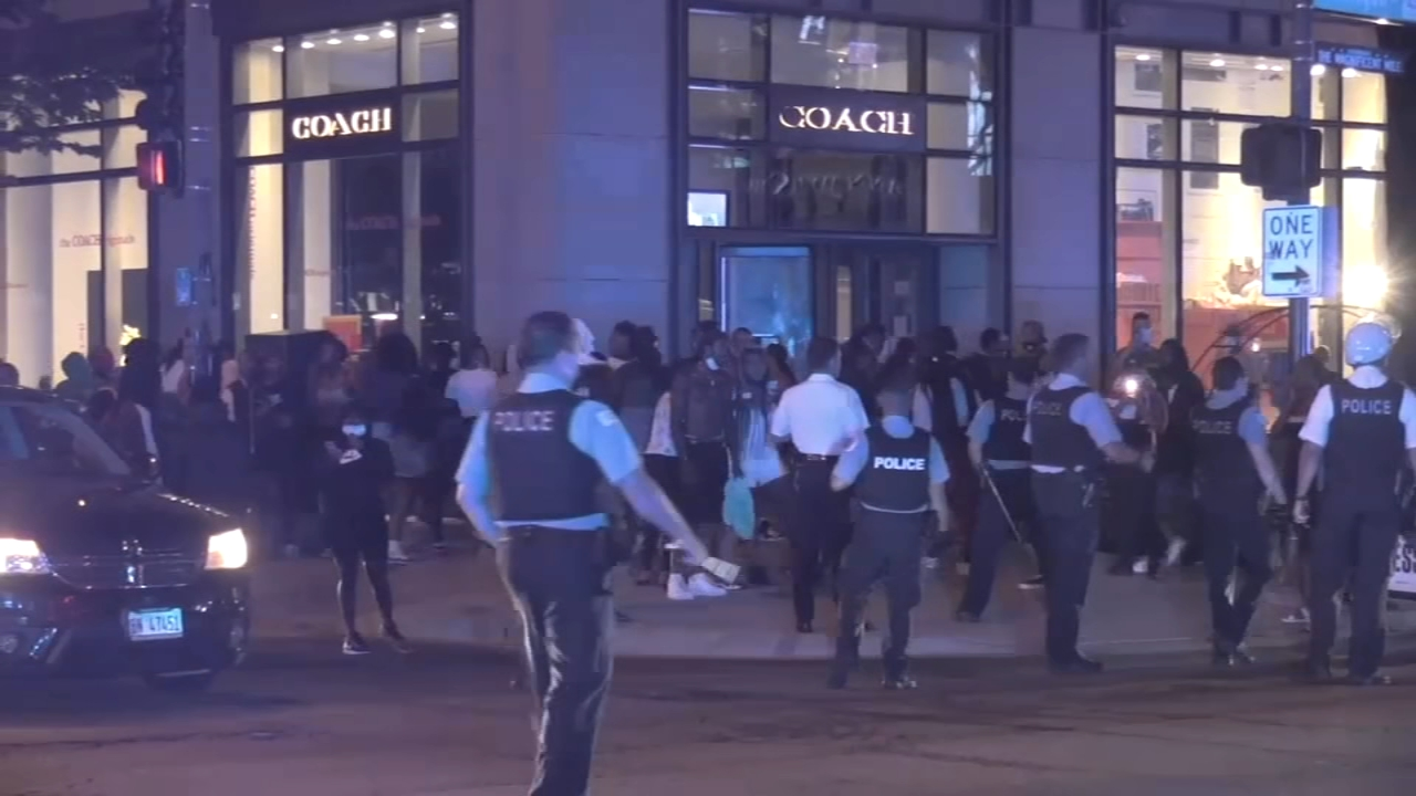 Chicago looters must be prosecuted, FOP president says, appeals to feds saying Foxx too soft on crime