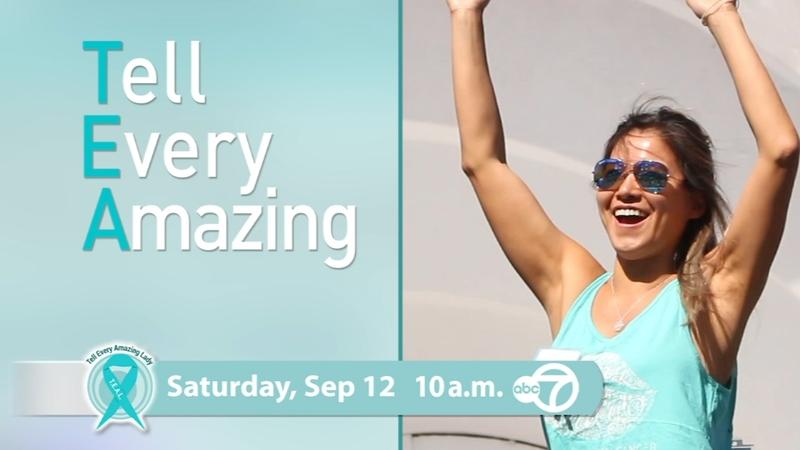 12th Annual Brooklyn T E A L Walk 5k Run For Ovarian Cancer Goes Virtual Abc7 New York