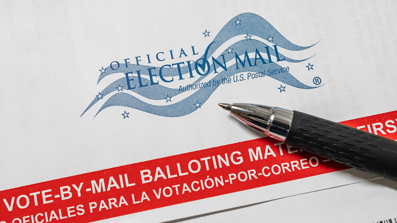 Vote by mail California: New website tracks your mail-in ballot, lets you  see when it's counted - ABC7 San Francisco