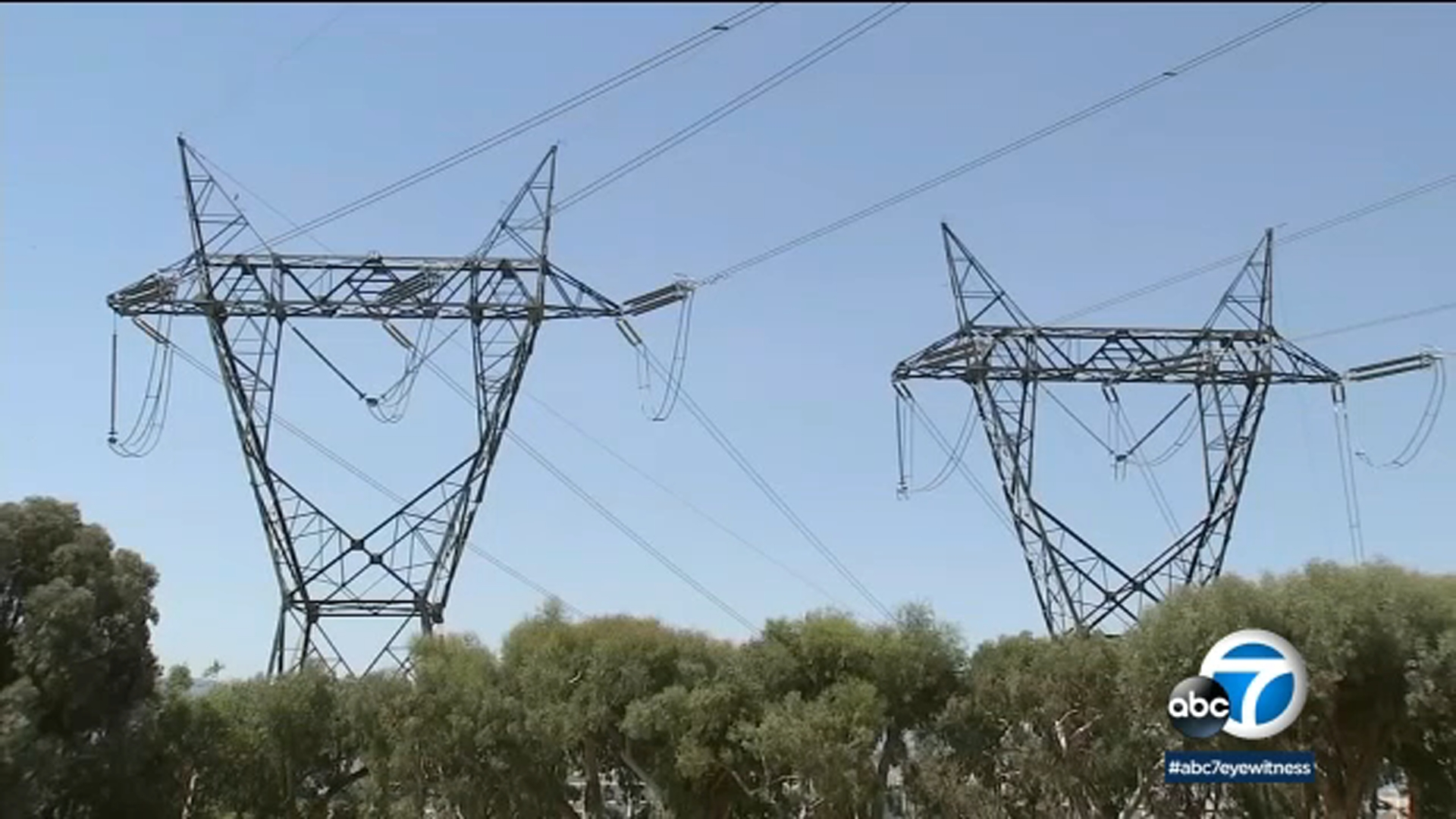 California Heat Spurs 1st Rolling Power Outages Since 2011 Abc7 San Francisco