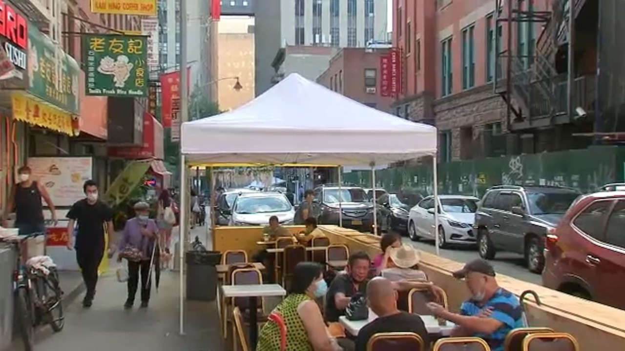 Covid Nyc Update Chinatown Businesses Owners Growing Frustrated Over Nyc S Lack Of Help Amid Pandemic Abc7 New York