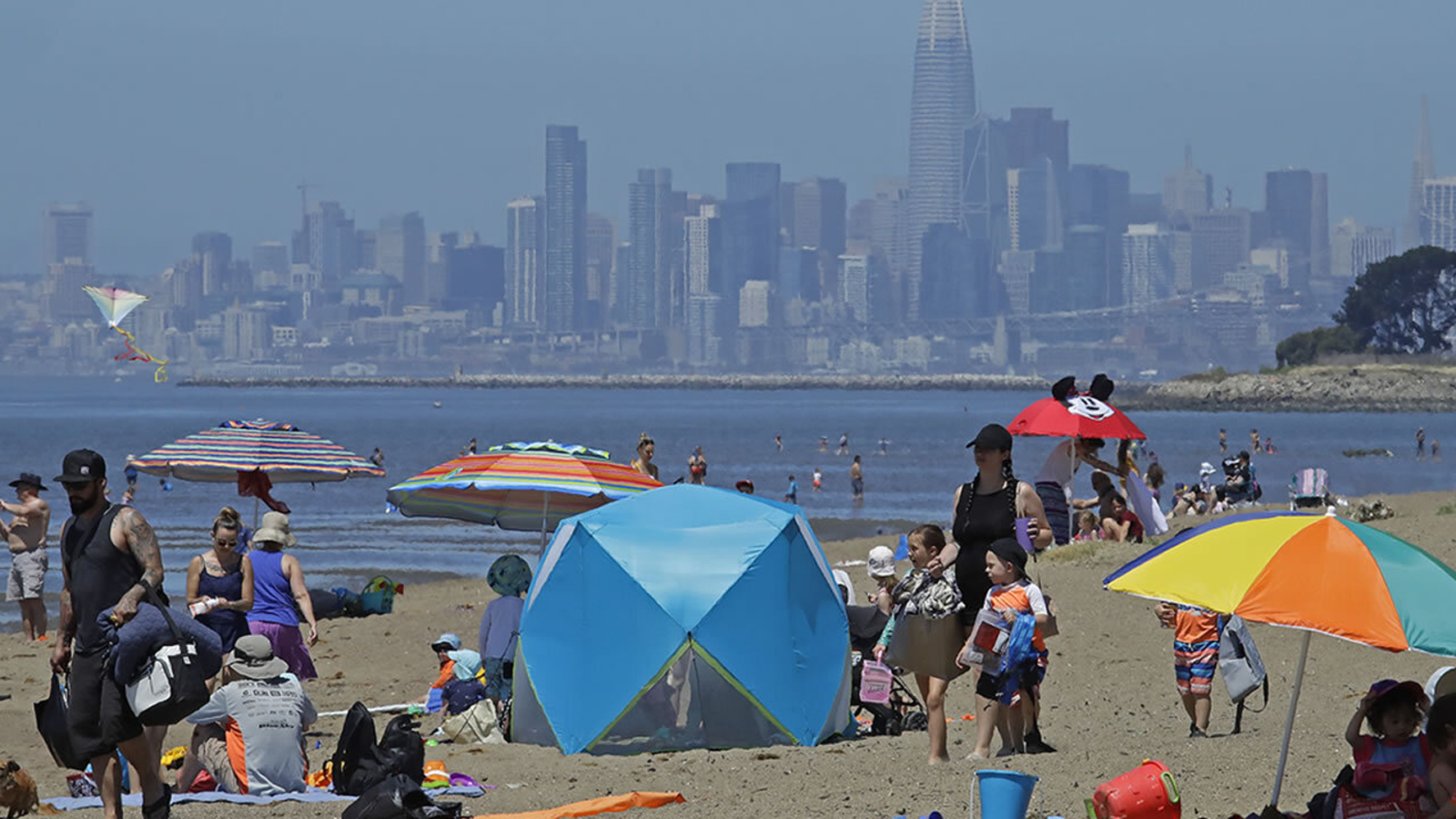 Bay Area heat wave could bring 107-degree high temperatures