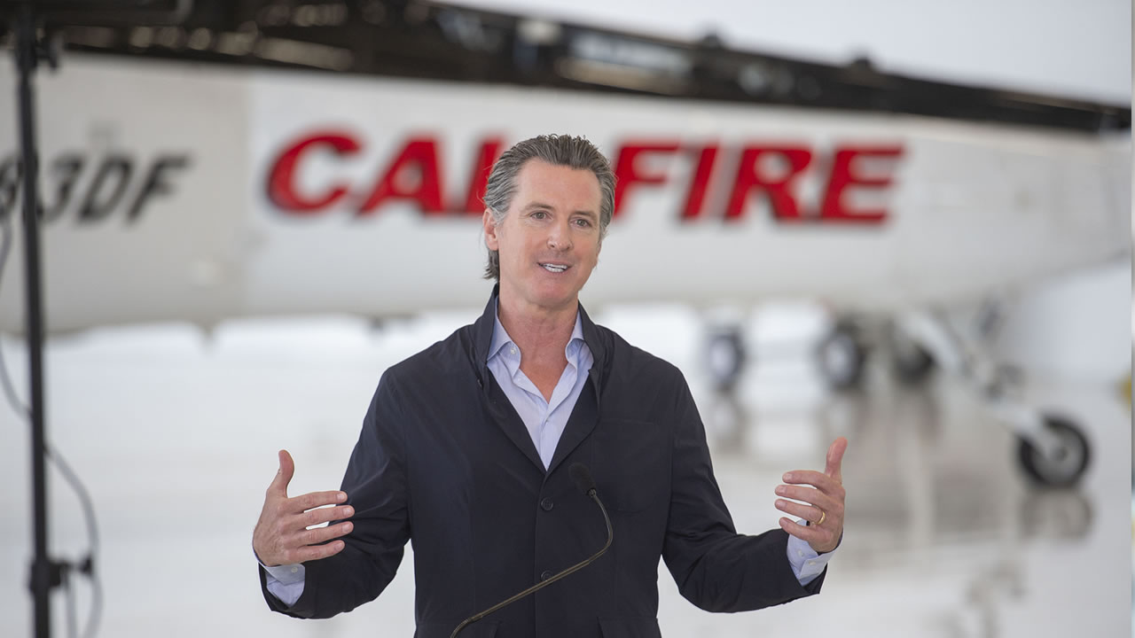Gov. Gavin Newsom press conference today: Updates on California's response to COVID-19, wildfires