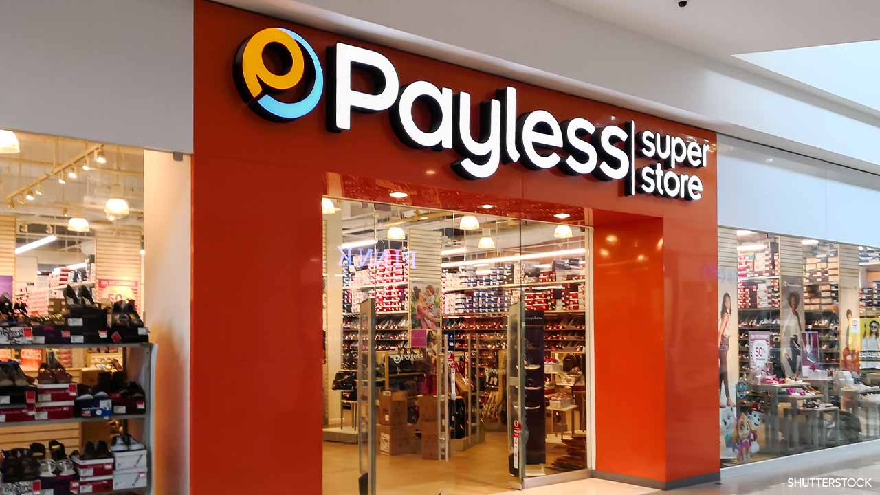 Payless brand relaunches in the U.S