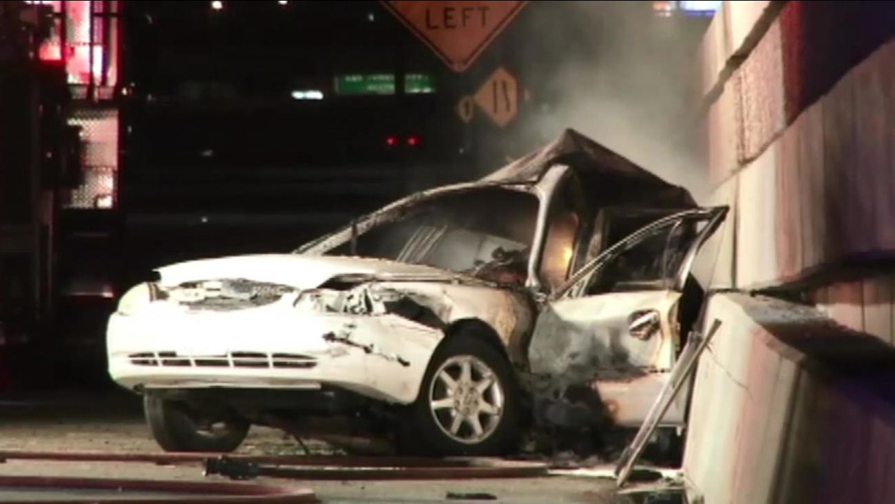 Fatal accident in Santa Clara