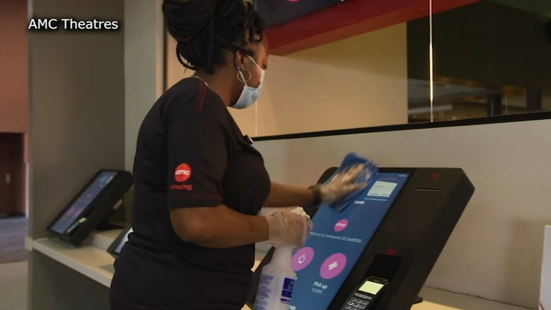 Amc Movie Theaters Offer 15 Cent Tickets On First Day Of Reopening On August 20 Abc7 New York