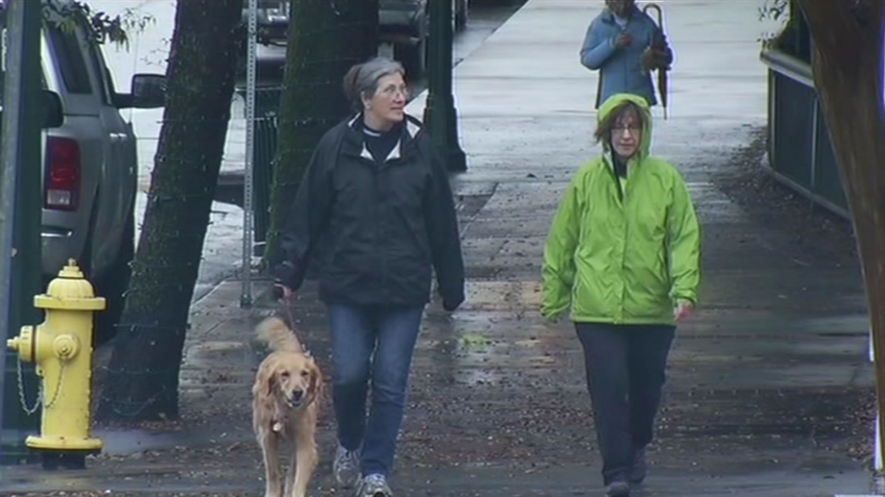 "<div class=""meta image-caption""><div class=""origin-logo origin-image none""><span>none</span></div><span class=""caption-text"">People walking in the rainy weather in Los Gatos on on Tuesday, April 7, 2015. (KGO-TV)</span></div>"