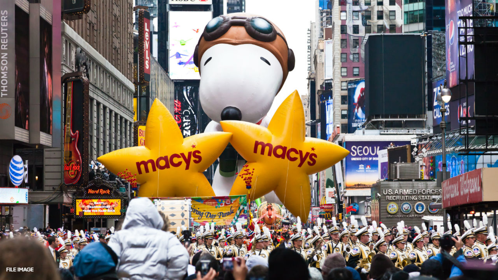 Macy's Thanksgiving Day Parade will be very different this year amid  coronavirus pandemic - ABC7 New York