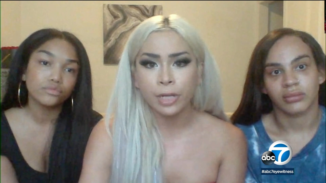 Arrests made in attack on 3 transgender women in Hollywood that was caught  on video - ABC7 Los Angeles
