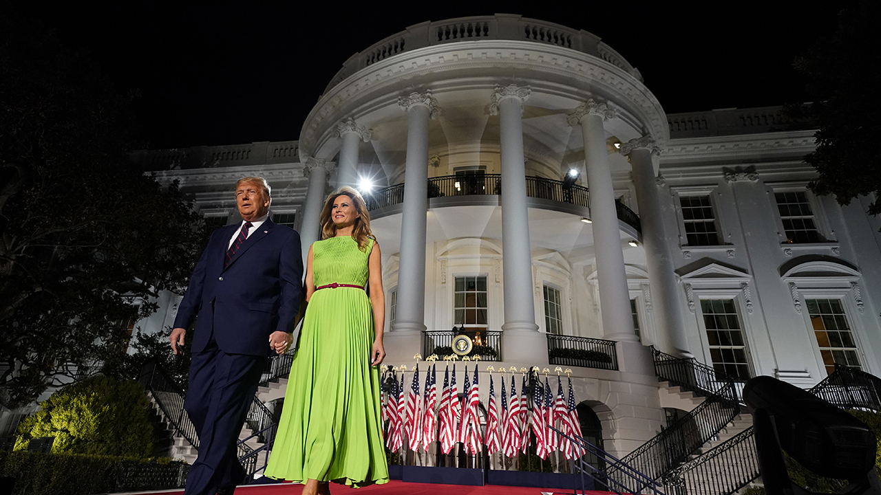 Rnc 2020 Trump Accepts Republican Nomination From Huge White House Stage 6abc Philadelphia