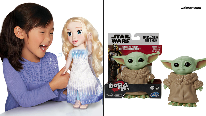 Walmart reveals 'Hottest Toys' that may top your kids' list this