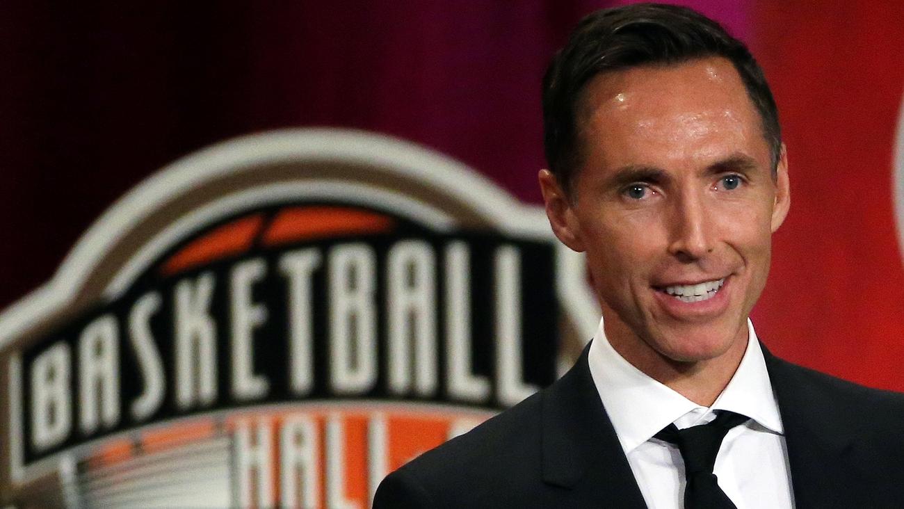 Brooklyn Nets Name Steve Nash Head Coach Abc7 New York