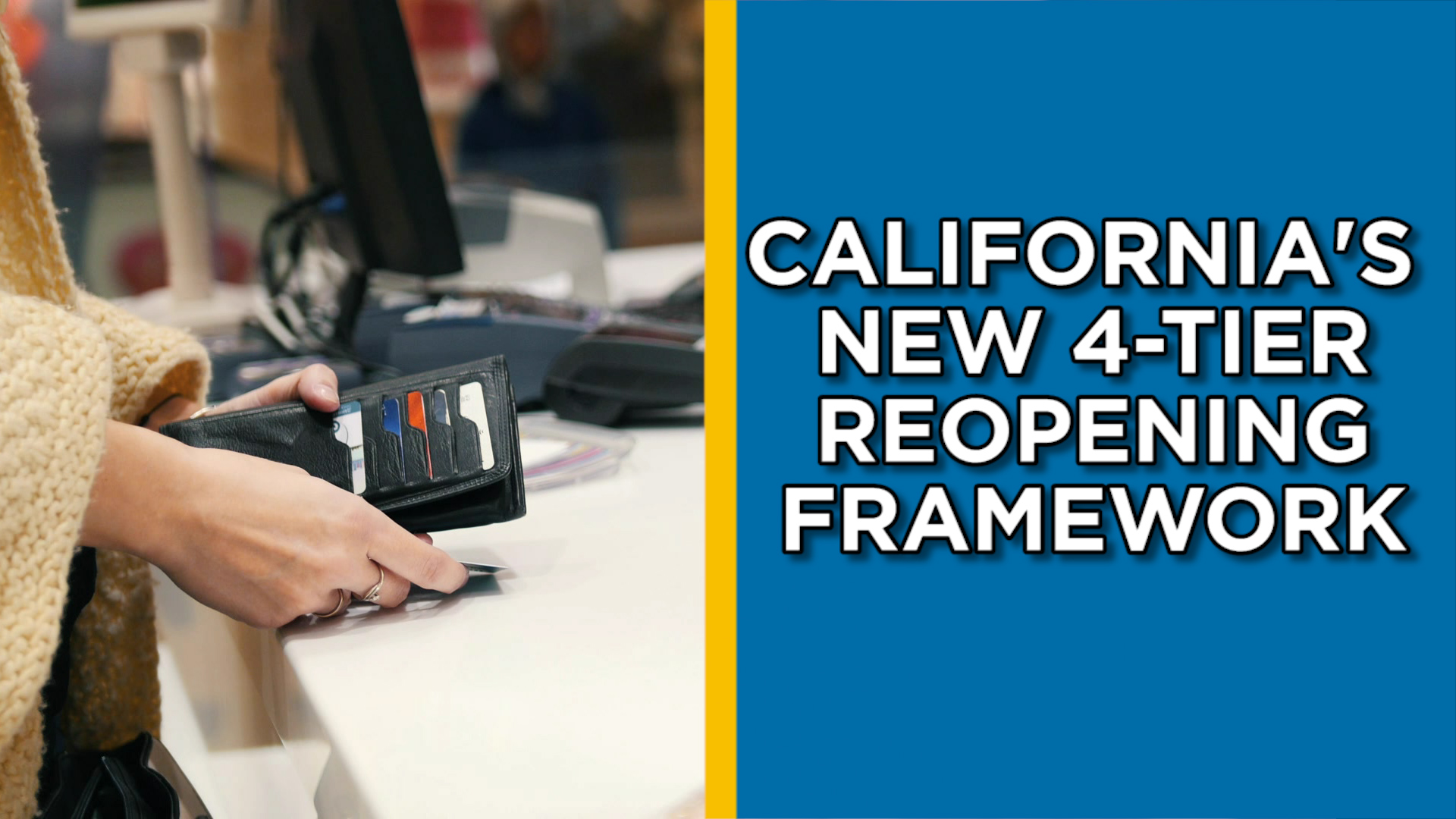 Covid 19 Tiers California Newsom S 4 Tier System For Reopening Ca Explained Abc7 Los Angeles
