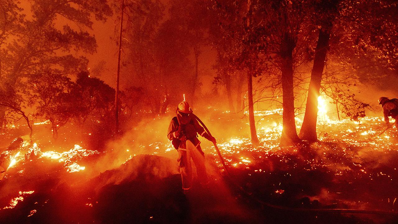 California Wildfires Burn Through Record 2 Million Acres of Land