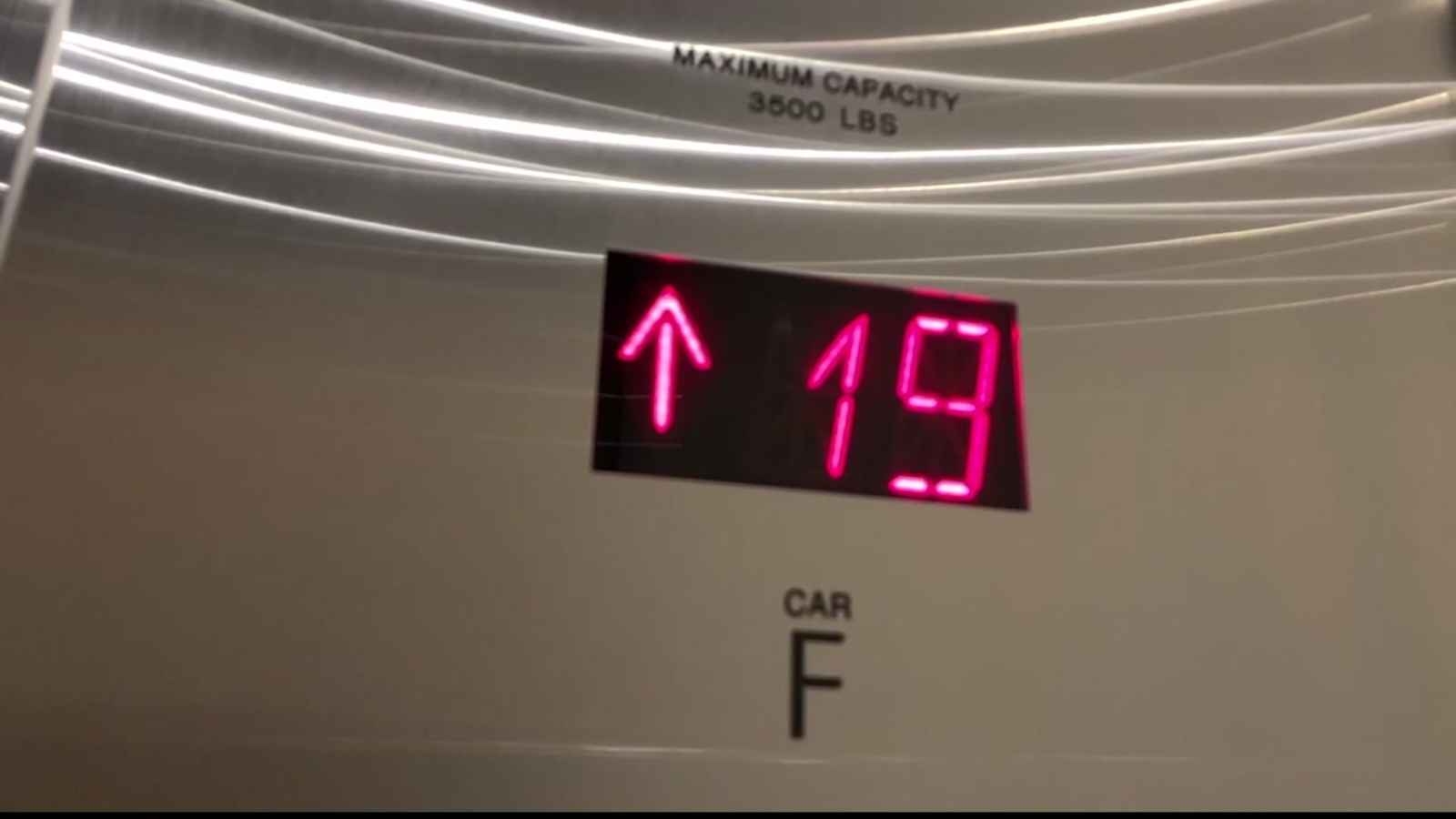 Can you catch COVID-19 from riding in an elevator? Experts weigh in on risks