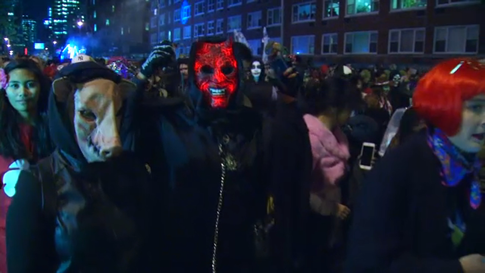 Village Halloween Parade Canceled Organizers Promise Trick That Will Be A Treat Abc7 New York