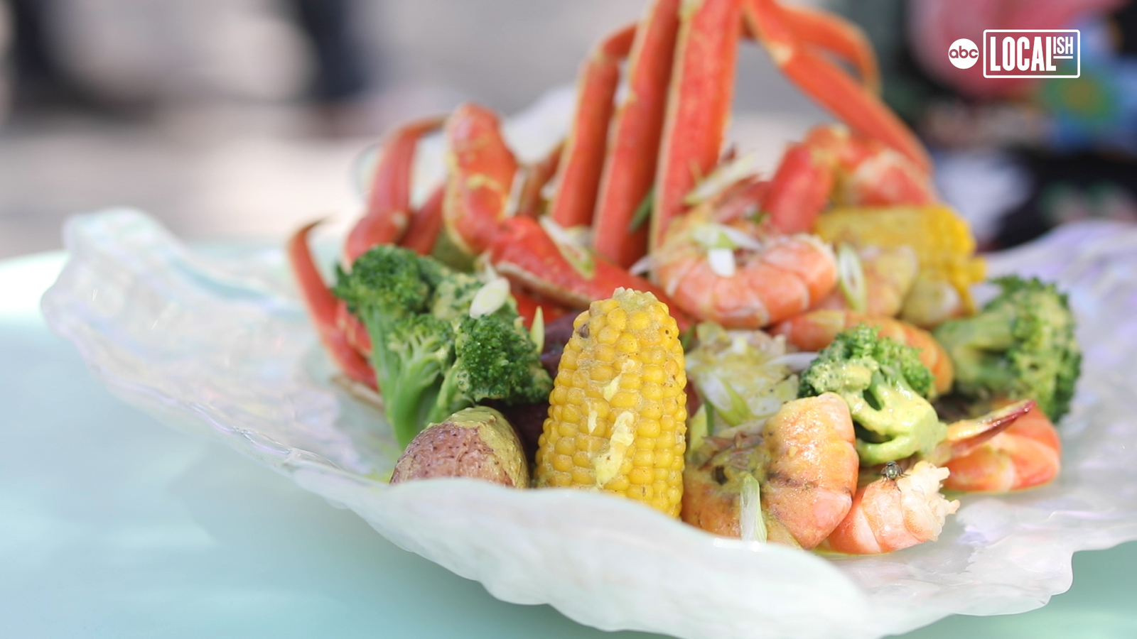 Caribbean meets Cape Cod at Lolo's Seafood Shack in Harlem