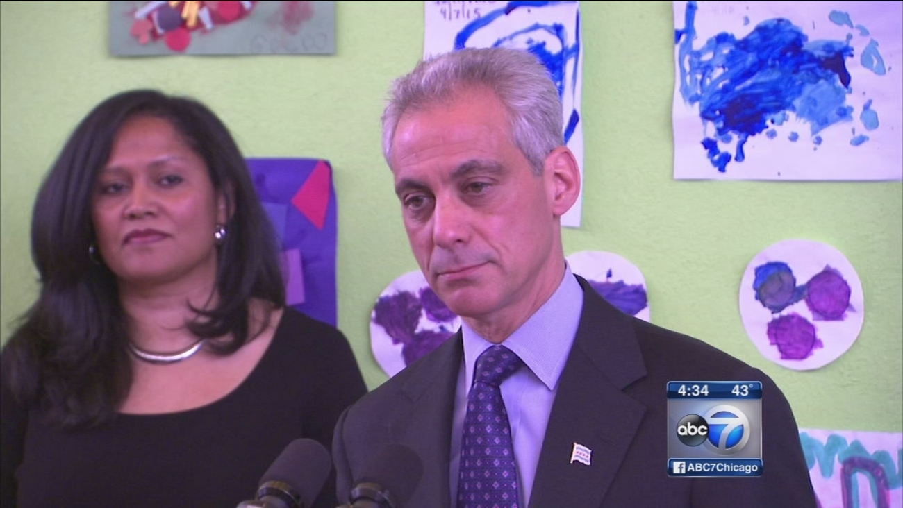 Emanuel 'humbled' by runoff win
