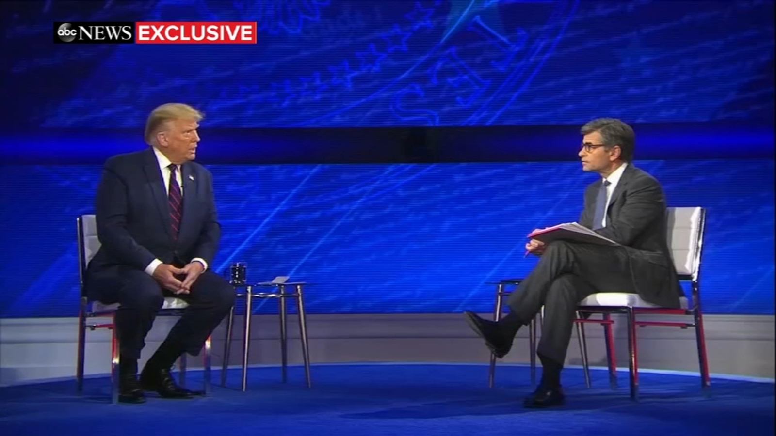 Trump In Philadelphia President Faces Uncommitted Voters During Abc News Town Hall At National Constitution Center 6abc Philadelphia