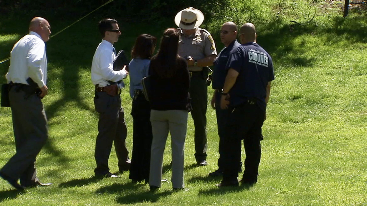 A body was found near the 4900 block of Crystal Springs Drive and Griffith Park Wednesday, April 8, 2015.