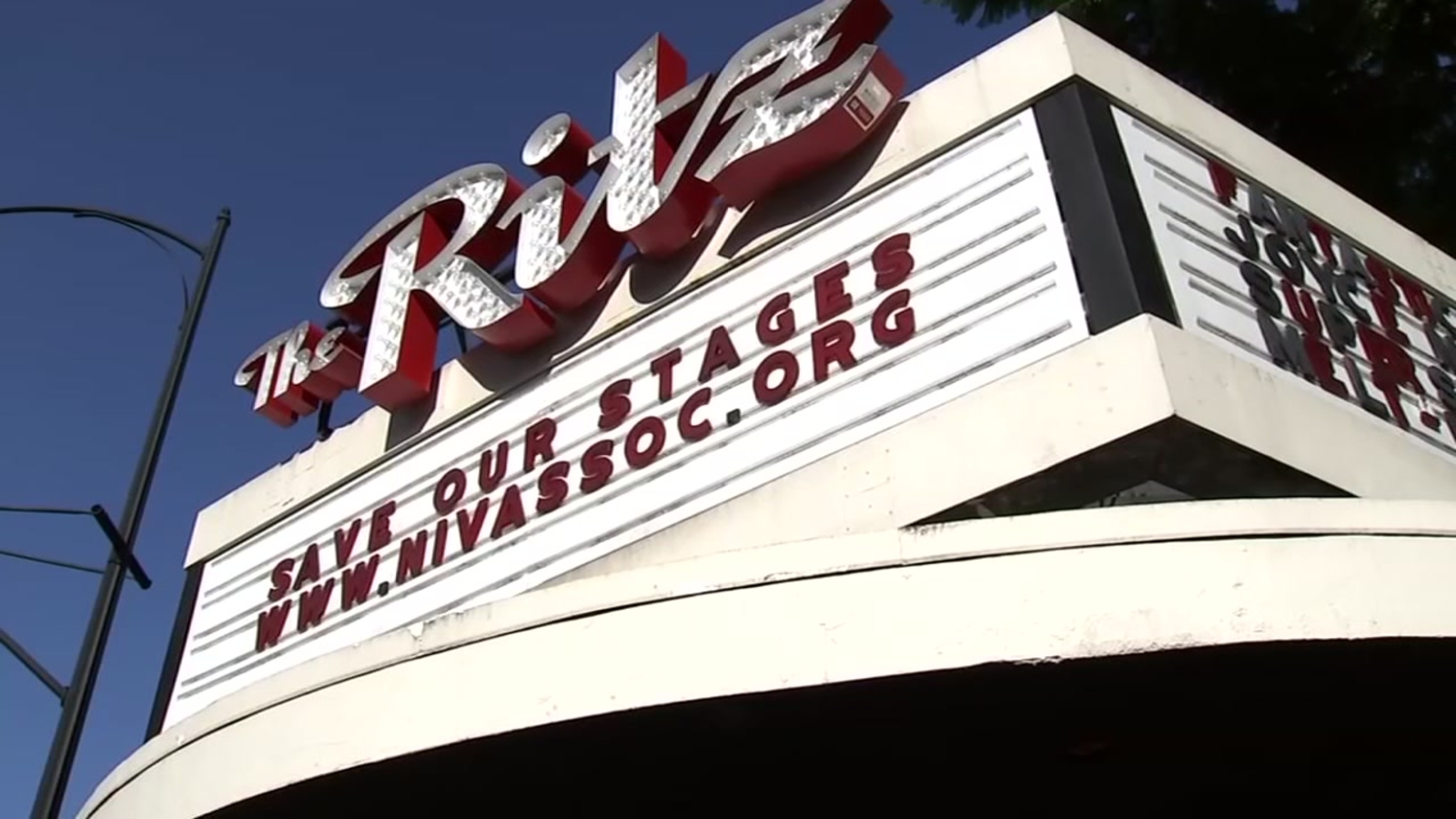 'Save Our Stages': Entertainment venues across Bay Area, US try to drum up federal support amid pandemic