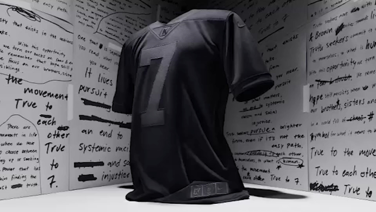 Nike Released New Ad Featuring Diverse Sports Athletes Black Lives Matter Protests And Covid 19 Healthcare Workers Abc30 Fresno