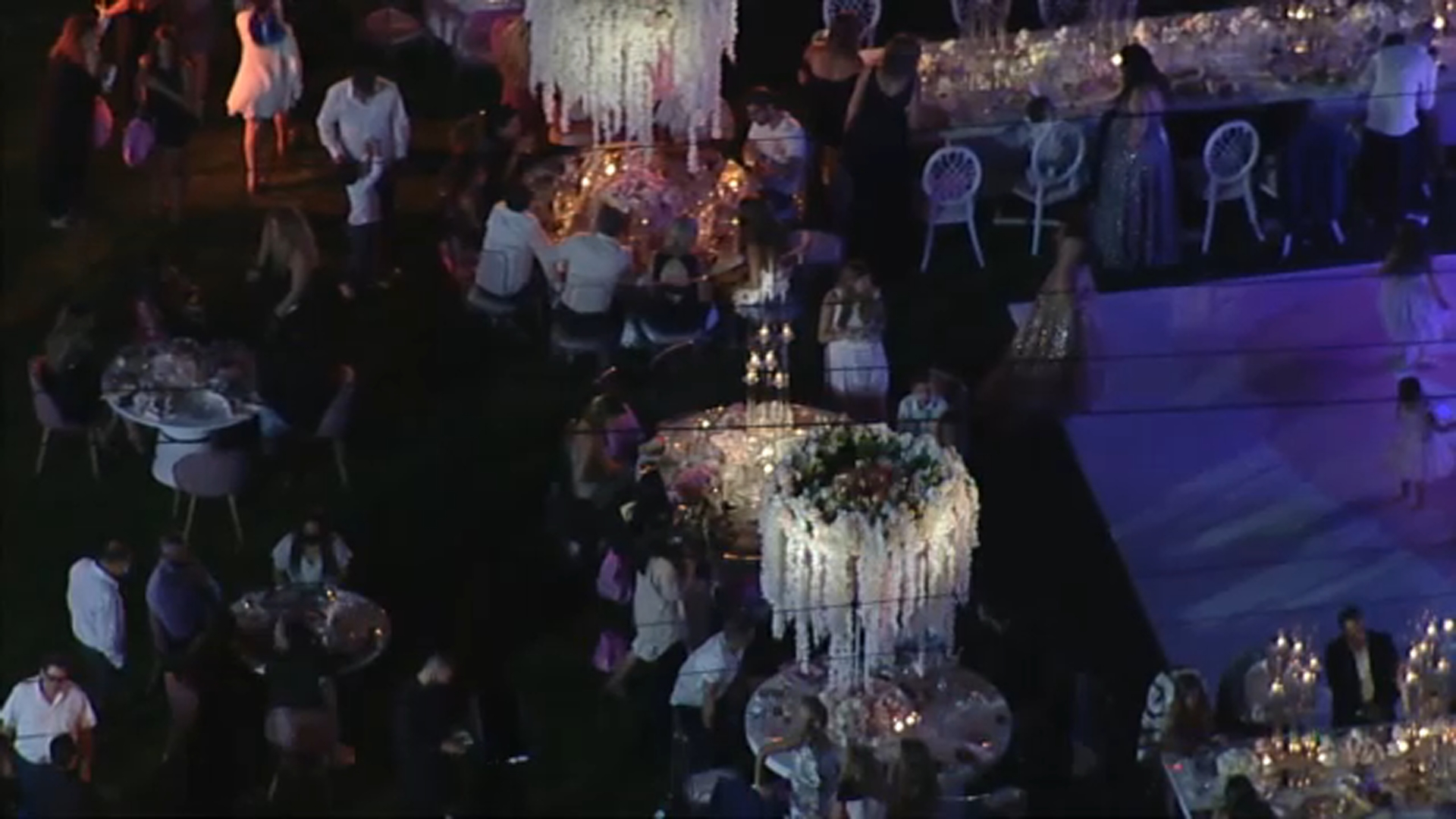 Massive House Party For Child Shut Down In Sherman Oaks Abc7 Los Angeles