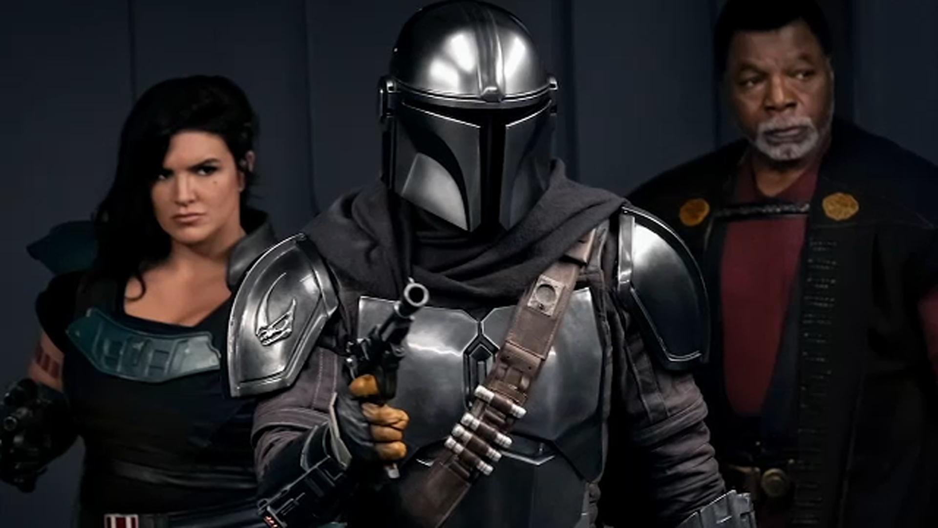 The Mandalorian Cast Talk All Things Star Wars Season 2 Ahead Of Emmys Abc7 San Francisco
