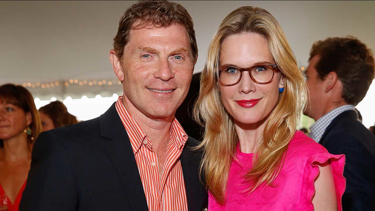 Celebrity Chef Bobby Flay Separated From Wife, Law  Order -5756