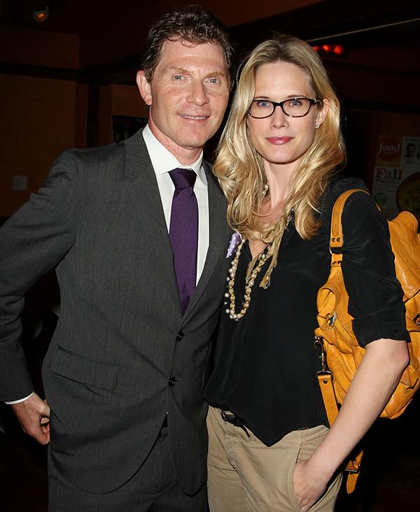 Photos Bobby Flay And Actress Stephanie March  Abc7Com-8688