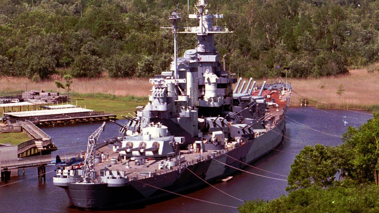 USS North Carolina