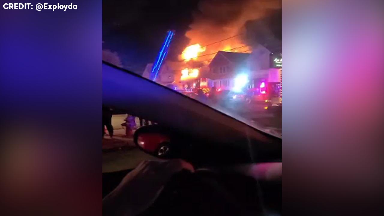 Garfield Police Officer Rebecca Schmidt S Home Destroyed In Massive Fire 6abc Philadelphia