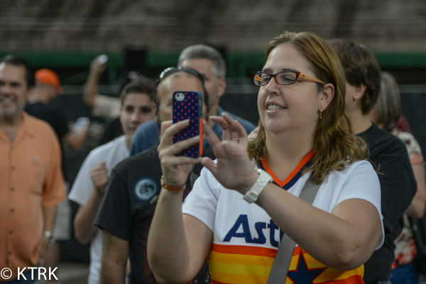 "<div class=""meta image-caption""><div class=""origin-logo origin-image none""><span>none</span></div><span class=""caption-text"">Happy birthday to the Eighth Wonder of the World!  On Thursday, April 9, 2015, the Houston Astrodome turned 50 and these are photos from the birthday celebration! (David Mackey/ABC-13)</span></div>"