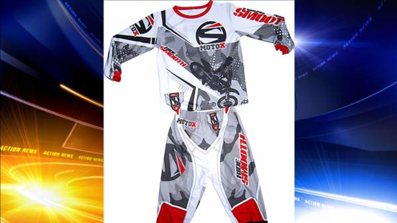 Children's pajamas recalled due to burn risk