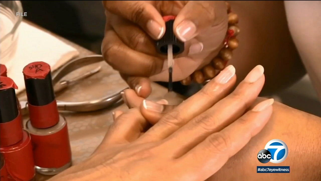 California Clears Nail Salons To Reopen But Los Angeles County Still Restricts Them Abc7 Los Angeles
