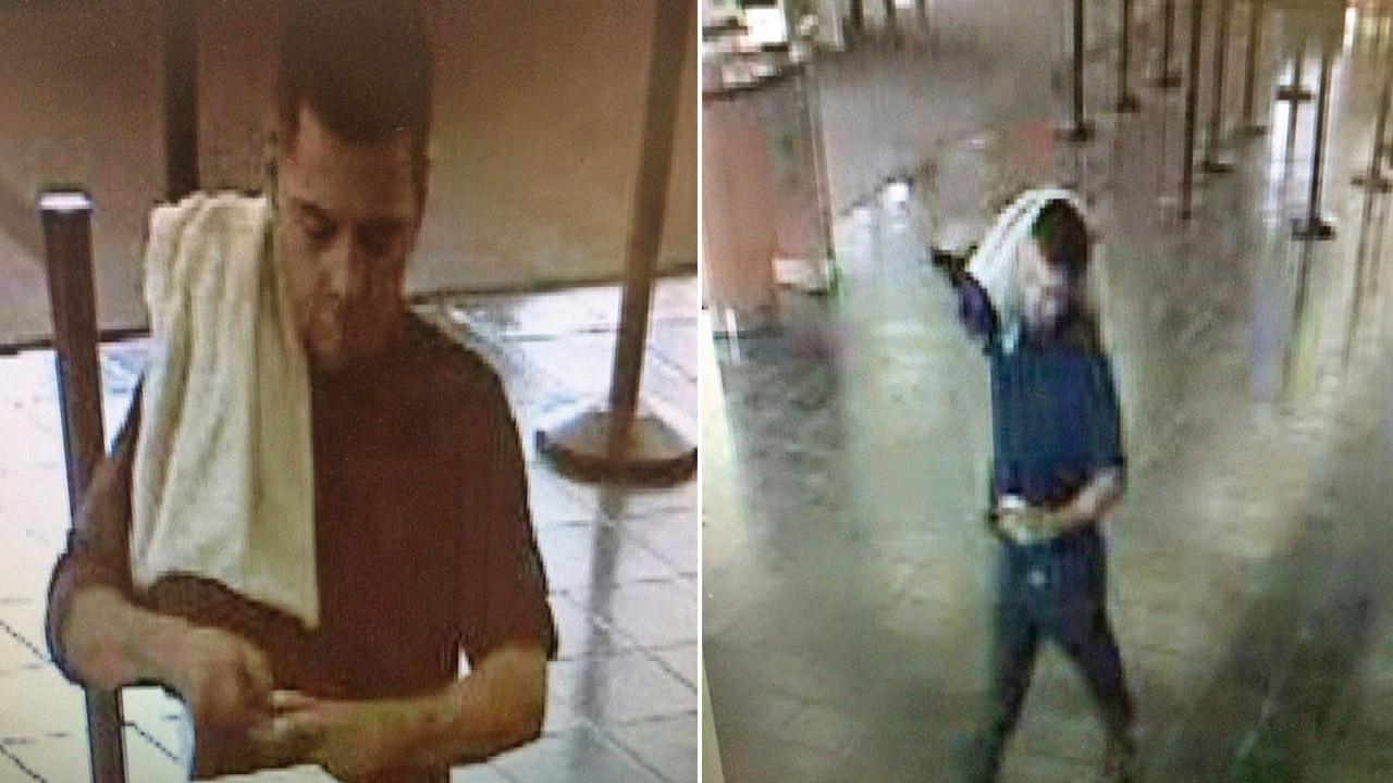 Madera bank robbery