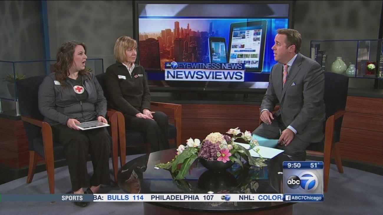 Newsviews: Tornado recovery