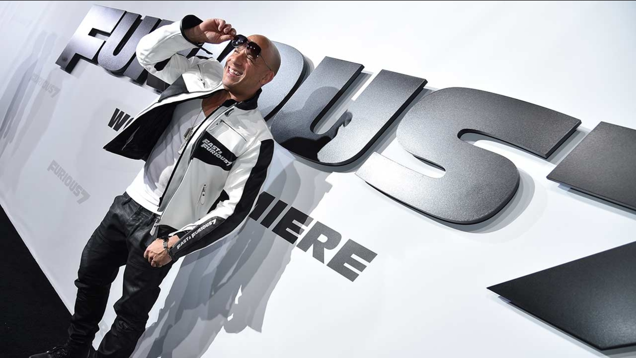 'Furious 7' wins Box Office