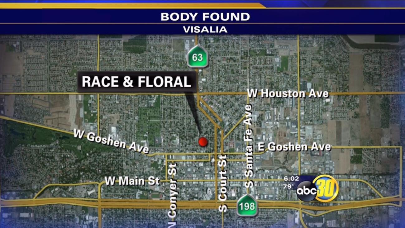 Man found fatally shot inside Visalia home