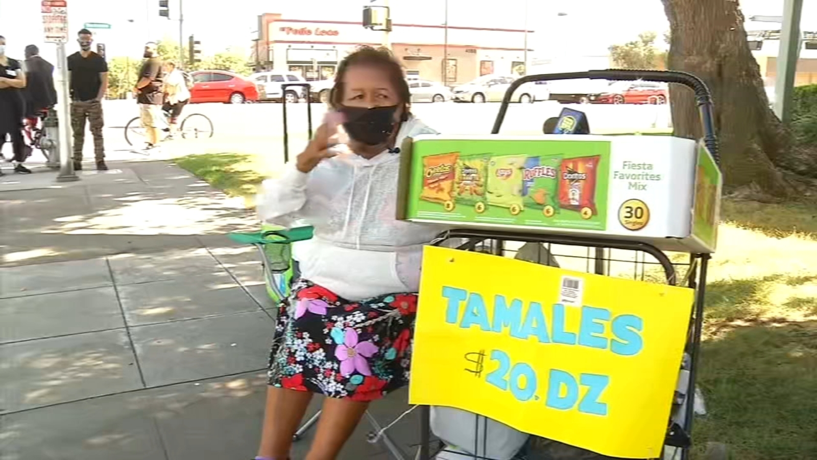 Fresno rallies to help 80-year-old tamale vendor who was robbed