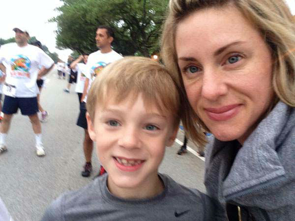 """<div class=""""meta image-caption""""><div class=""""origin-logo origin-image none""""><span>none</span></div><span class=""""caption-text"""">Jessica Willey and her son at a fun run (KTRK Photo)</span></div>"""
