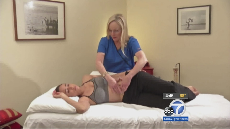 Massage method can help women overcome fertility issues