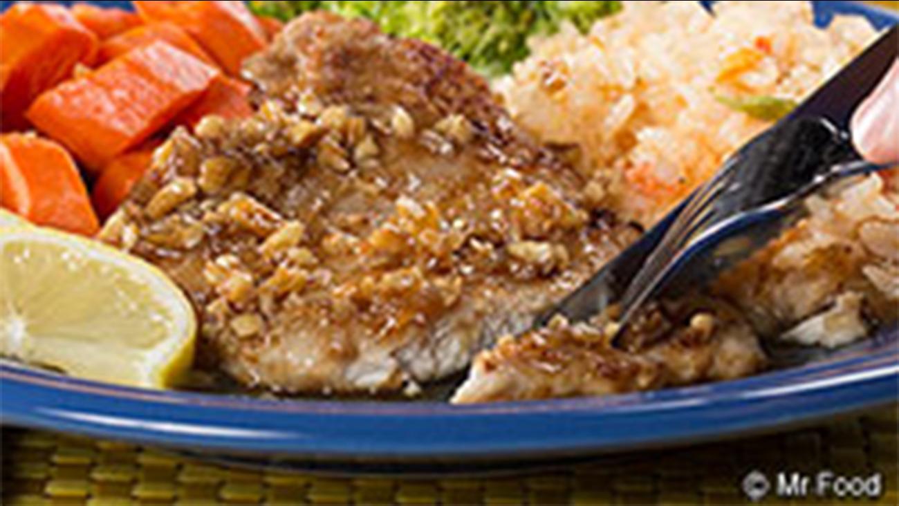 Pecan Pork recipe
