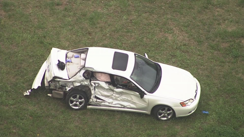 Woman killed in I-440 crash in Raleigh   abc11 com